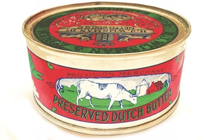 Preserved Dutch Butter (Salted Butter) - 7.05oz