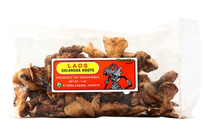 Laos Kering (Dried Galanggal Roots) - 4oz