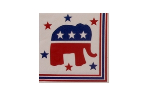 Napkins (Republican) - 50 pcs
