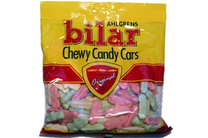 Chewy Candy Cars - 4.4oz