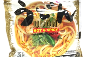 Udon (Hot and Spicy Flavor) - 7.25oz