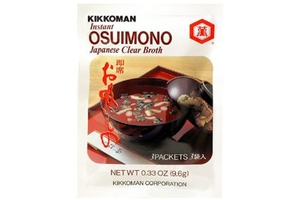 Instant Soup Mix Osuimono (Japanese Clear Broth) - 0.33oz