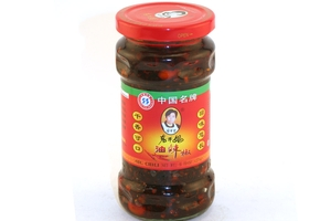 Chili in Oil (Chili Oil Sauce) - 9.70oz