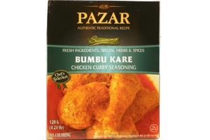 Bumbu Kare (Chicken Curry Seasoning) - 4.24oz