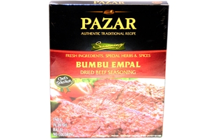 Bumbu Empal (Dried Beef Seasoning) - 6.36oz