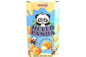 Hello Panda (Biscuits with Vanilla Cream) - 2oz