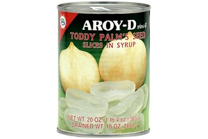 Fruits in Syrup (Sliced Toddy Palm Seed) - 20oz