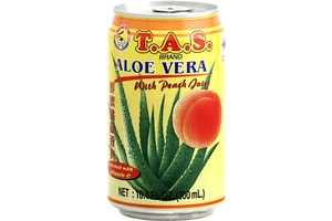 Aloe Vera with Peach Juice - 10.5oz