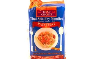 Thai Choice Pad Thai Noodle Kit (Thai Stir-Fry Noodles) - 10.58oz ...