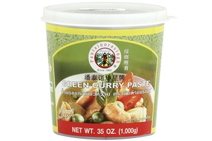 Green Curry Paste (Kaeng Khiao Wan) - 35oz
