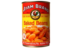 Baked Beans in Tomatoes Sauce - 15oz