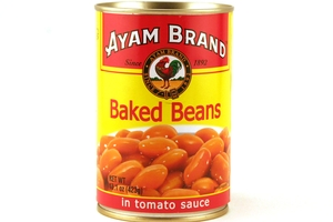Baked Beans in Tomatoes Sauce - 8oz
