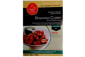 Rendang Curry (Ready to Cook Sauce Kit) - 12.7oz