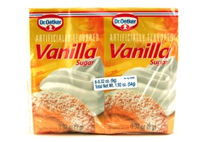 Original Vanilla Sugar - 3oz