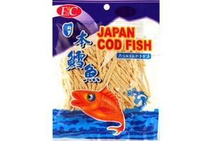 Dried Japanese Cod Fish (Original Flavored) - 2.8oz