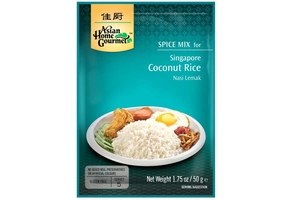 Singapore Coconut Rice (Nasi Lemak) - 1.75oz