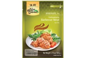 Vietnamese Lemongrass Marinade/ Barbecue Meat (Instant Goi Bo Sauce Mix) - 1.75oz