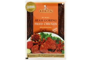 Bumbu Ayam Goreng (Fried Chicken Seasoning) - 2.1oz
