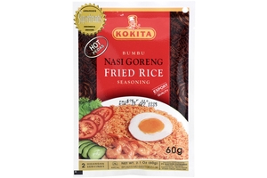 Bumbu Nasi Goreng Pedas (Fried Rice Hot Seasoning) - 2.1oz