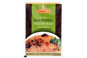 Bumbu Nasi Kuning (Yellow Rice Seasoning) - 2.1oz