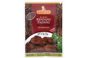 Bumbu Rendang Padang (Dry Curry Seasoning) - 2.1oz