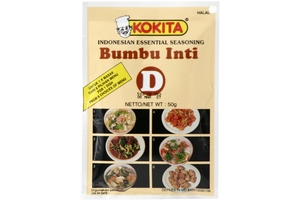 Bumbu Inti (Indonesian Essential Seasoning) - 1.8oz