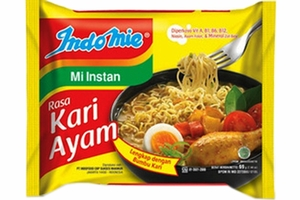Mi Rasa Kari Ayam (Chicken Curry Flavor Instant noodles) - 2.82oz