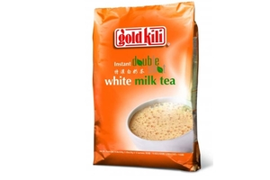Instant Double Shot White Milk Tea (3 in 1 / 15-ct) - 18.8oz