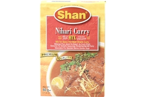 Nihari Curry Mix