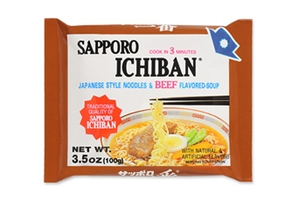 Japanese Style Noodle Soup (Beef Flavor) - 3.5oz