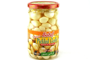 Pearl Pickled Garlic (Aged in Vinegar) - 24.5oz