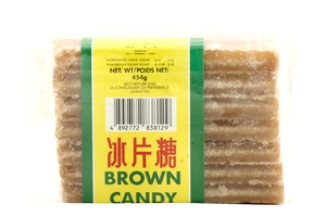 Brown Candy (Brown Sugar in Pieces) - 16oz