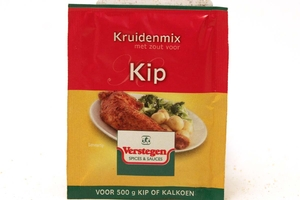 Kruidenmix Kip (Spices Mix for Chicken) - 0.35oz