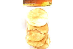 Kerupuk Ikan (Roasted Fish Crackers) - 4.2oz