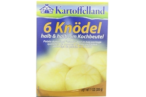 6 Halb and Halb Dumplings - 7oz