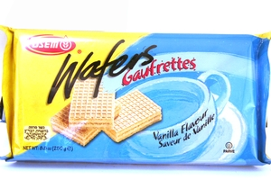 Wafers (Vanilla) - 8.8oz
