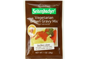 Brown Gravy (Gluten Free/Vegan) - 1.06oz