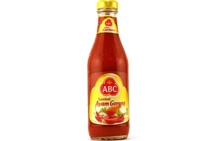 Sambal Ayam Goreng (Fried Chicken Chili Sauce) - 12fl oz