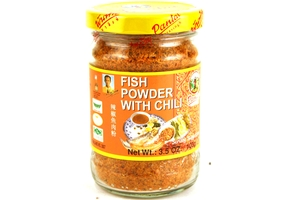 Fish Powder with Chili - 3.5oz