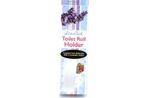 Gs scented toilet roll holder lavender lemon rose 731015167883 - Scented toilet paper roll holder ...