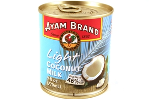 Coconut Milk Light (Full Tatste with 46% Less Fat) - 9fl oz