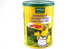 Granulated Chicken Flavor Soup Base Mix - 16oz