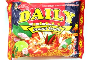 Daily Instant Noodle (Tom Yum Flavor) - 3.2oz