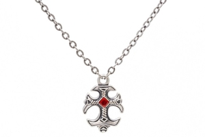 Celtic Cross Necklace #J003