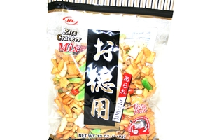 Rice Cracker Mix (Otokuyo Mix Arare) - 12oz