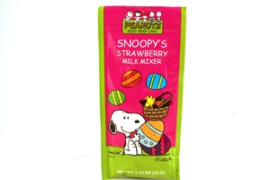 Snoopys Strawberry Milk Mixer - 1.25oz