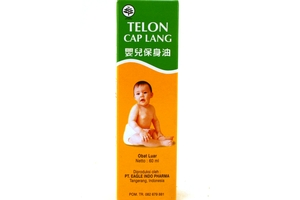 Minyak Telon (Telon Oil) - 2.12oz