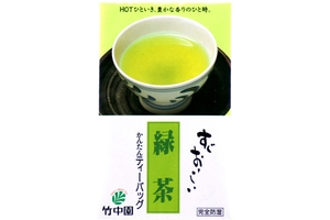 Ryoku Cha (Green Tea Bag) - 1.41oz
