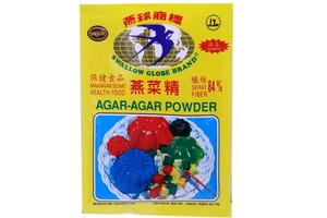 Agar Agar Powder (Chocolate Jelly Powder) - 1oz