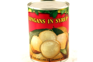 Longans in Syrup - 20oz